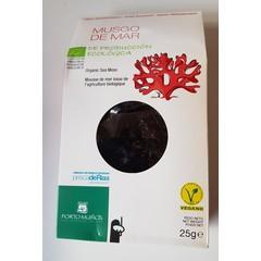 Porto Muinos Sea moss bio (25 gram)