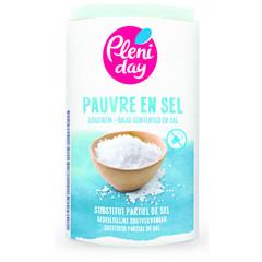 Pleniday Gedeeltelijke zoutvervanger zoutarm (125 gram)