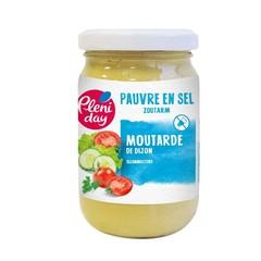 Pleniday Dijon mosterd zoutarm (200 gram)
