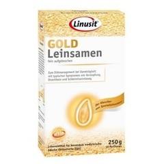 Linusit Lijnzaad gold (250 gram)