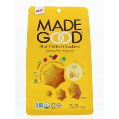 Made Good Crackers cheddar (121 gram)