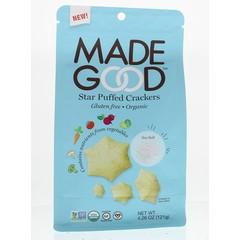 Made Good Crackers sea salt (121 gram)