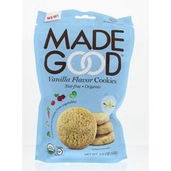 Made Good Crunchy cookies vanilla (142 gram)