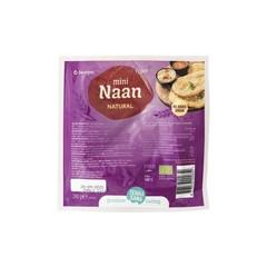 Terrasana Mini-naan naturel bio (280 gram)