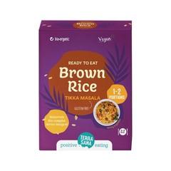 Terrasana Bruine rijst tikka masala bio (250 gram)