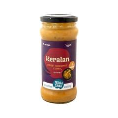 Terrasana Curry keralan - zoete kokosnootcurry bio (350 gram)