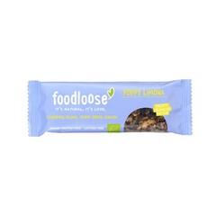 Foodloose Poppy limona notenreep bio (35 gram)