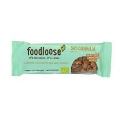 Foodloose Coco caramella notenreep bio (35 gram)