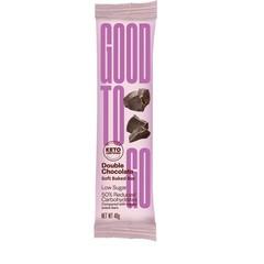 Good To Go Double chocolate (40 gram)