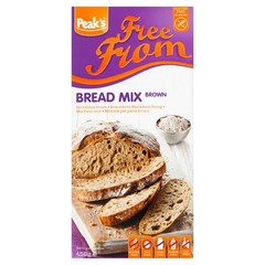 Peak's Broodmix bruin glutenvrij (450 gram)