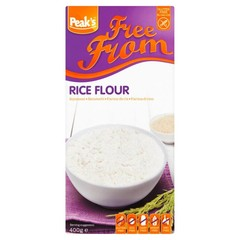 Peak's Rijstmeel glutenvrij (400 gram)