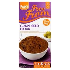 Peak's Druivenpitmeel glutenvrij (250 gram)
