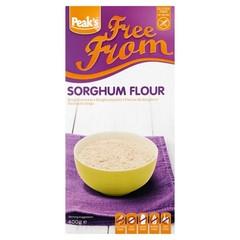 Peak's Sorghum meel glutenvrij (400 gram)