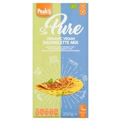 Peak's So pure (n) omelette mix glutenvrij bio (250 gram)