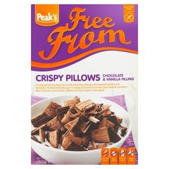Peak's Crispy pillows glutenvrij (150 gram)