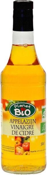 Bio Planete Appelcider azijn bio (500 ml)