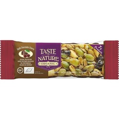 Taste Of Nature Dark chocolate cherry (40 gram)