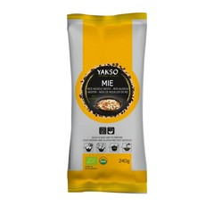 Yakso Mie nestjes bio (240 gram)
