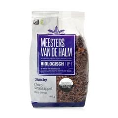 De Halm Crunchy chocolade/sinaasappel (450 gram)