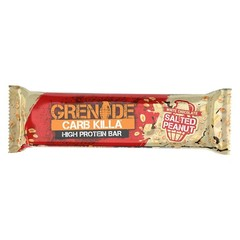 Grenade High protein bar white chocolate salted peanut (60 gram)