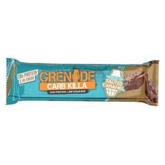 Grenade High proteine reep chocolate chip salted caramel (60 gram)