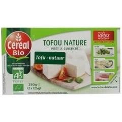 Cereal Bio Tofu natuur bio (250 gram)