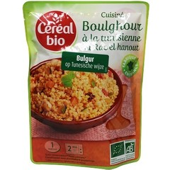Cereal Bio Soy bulgur tunesische wijze bio (220 gram)