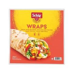 Dr Schar Wraps (160 gram)