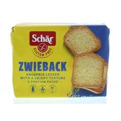 Dr Schar Zwieback (beschuitbrood) (175 gram)