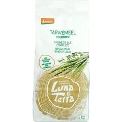 Luna E terra Tarwemeel volkoren demeter bio (1 kilogram)