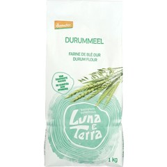 Luna E terra Durummeel wit demeter bio (1 kilogram)