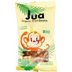 JUA Gedrooge bananen bio (25 gram)