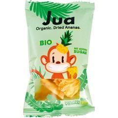 JUA Gedroogde ananas bio (25 gram)