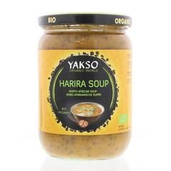 Yakso Harira Noord Afrikaanse soep bio (500 ml)