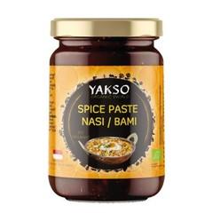 Yakso Spice paste nasi bami (bumbu bami nasi goreng) bio (100 gram)