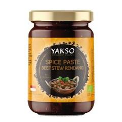 Yakso Spice paste beef stew rendang (bumbu rendang) bio (100 gram)