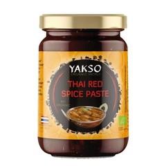 Yakso Thai red curry paste (bumbu bali) bio (100 gram)