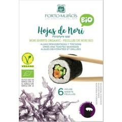 Porto Muinos Nori sushi vellen bio (15 gram)