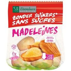 Damhert Madeleines zonder suiker (180 gram)