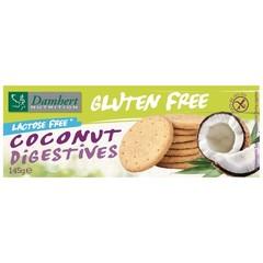 Damhert Coconut digestives (145 gram)