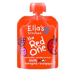Ella's Kitchen The red one 6+ maanden bio (90 gram)