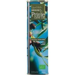 Prime Olive oil extra vergine / olijfolie bio (500 ml)