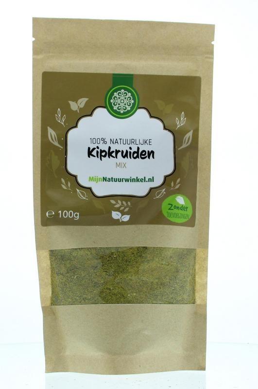Mijnnatuurwinkel Kip kruiden (100 gram)