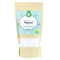 Mijnnatuurwinkel Zeezout grof (500 gram)