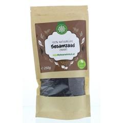Mijnnatuurwinkel Sesamzaad zwart (250 gram)