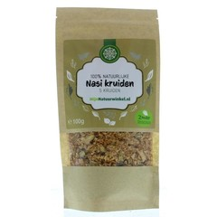 Mijnnatuurwinkel Nasi kruiden (100 gram)