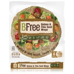 Bfree Quinoa en chiazaad wraps (6 stuks)