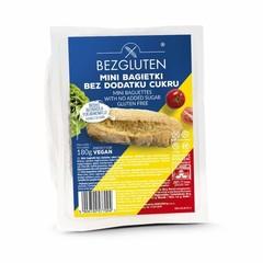 Bezgluten Mini baguette (180 gram)