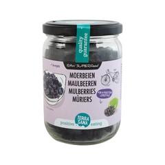 Terrasana Moerbei bessen zwart bio (190 gram)