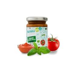 Sienna & Friends Italiaanse tomatensaus bio (130 gram)